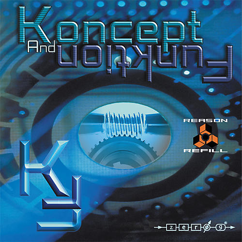 Zero G Koncept and Funktion Reason Refill
