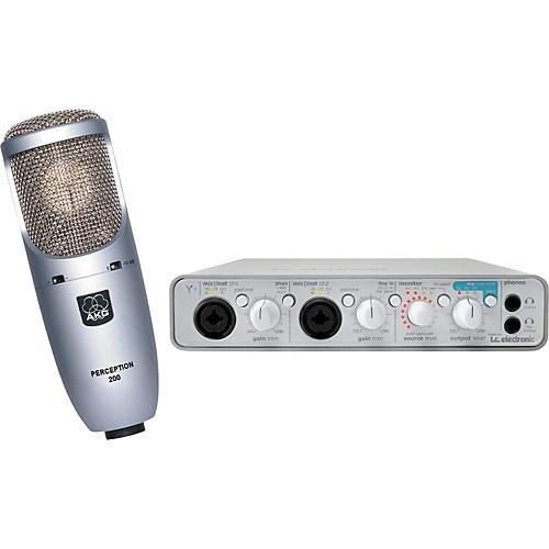 TC Electronic Konnekt 24D with Perception Package-thumbnail