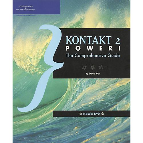 Course Technology PTR Kontakt 2 Power! The Comprehensive Guide (Book/DVD)-thumbnail