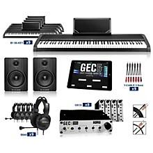 Korg Korg B1 Digital Piano Lab (8 Students plus Teacher)