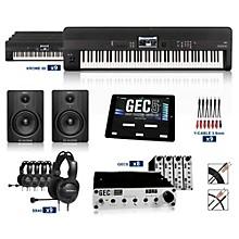 Korg Korg Krome 88  Keyboard Lab (8 Students plus Teacher)