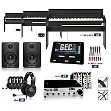 Korg Korg LP180BK 88 Key Digital Piano Lab (8 Students plus Teacher)