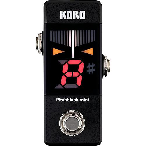 Korg Korg Pitchblack mini Pedal Tuner
