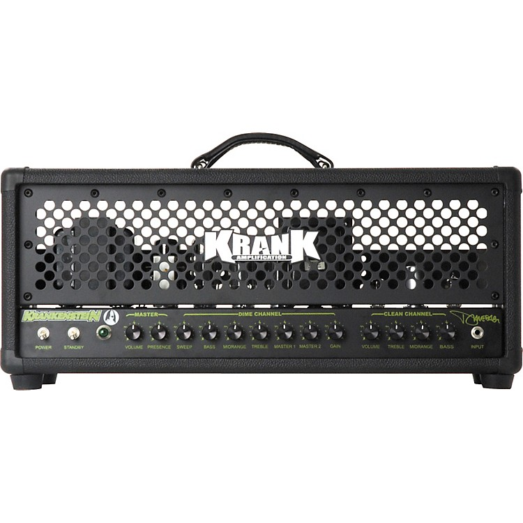 Krank Krankenstein 100W Tube Guitar Head