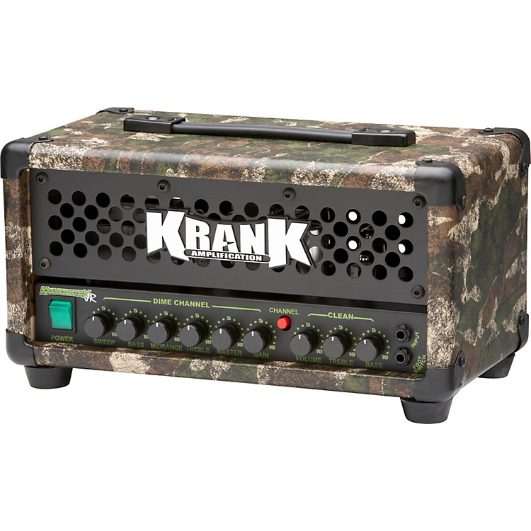 Krank Krankenstein Jr. 20W Tube Guitar Amp Head