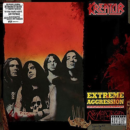 Alliance Kreator - Extreme Agression