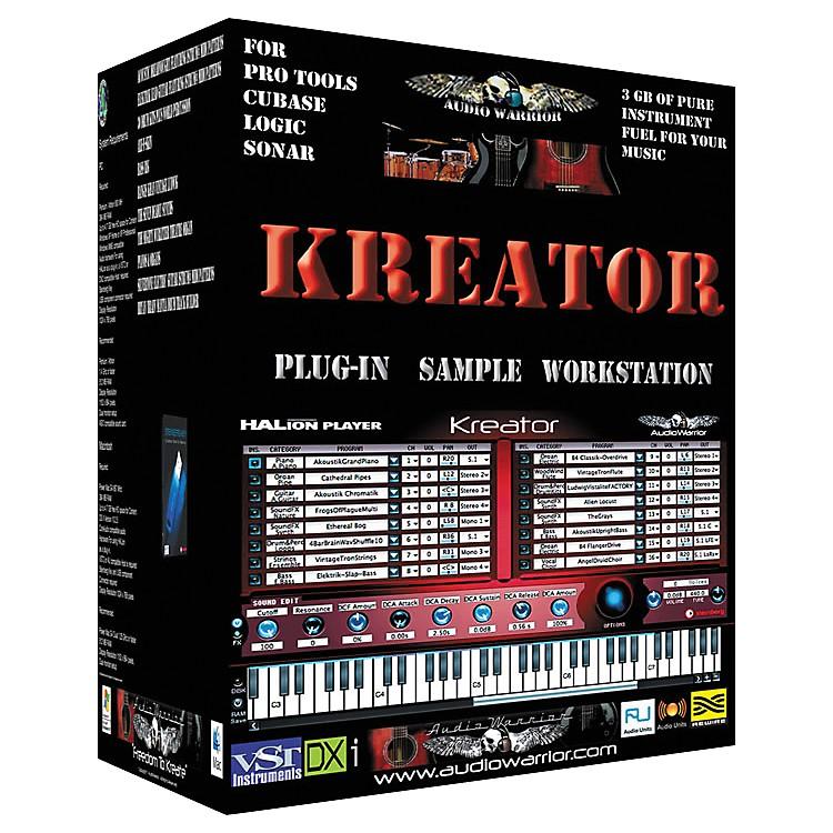 AudioWarriorKreator Plug-In Sample Workstation