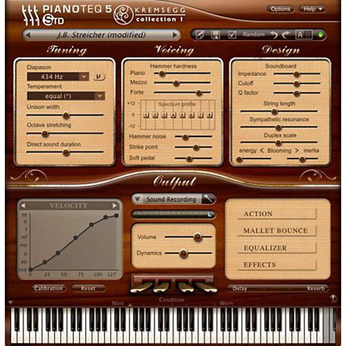 Modartt Kremsegg Historical Piano Collection 1 Add-On-thumbnail