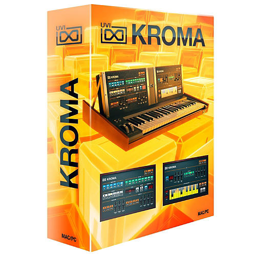 UVI Kroma Classic Analog Synth