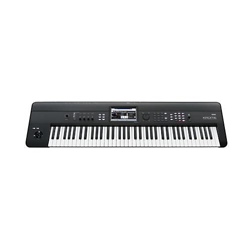 Best Keyboard Workstations Reviews : korg krome 73 keyboard workstation musician 39 s friend ~ Vivirlamusica.com Haus und Dekorationen