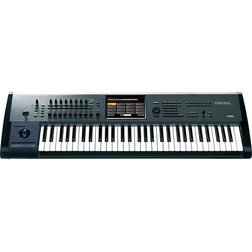 Korg Kronos X 61-Key Music Workstation