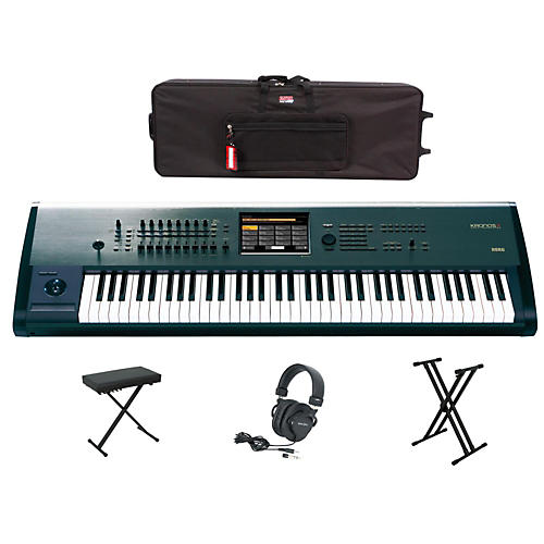 Korg Kronos X 73-Key Workstation Package 1