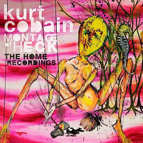 Universal Music Group Kurt Cobain - Montage Of Heck  CD-thumbnail