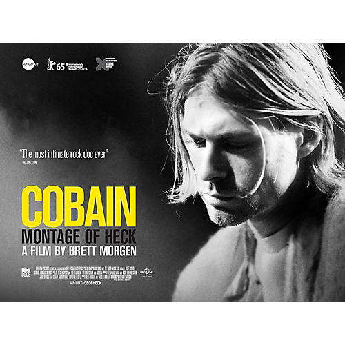 Universal Music Group Kurt Cobain - Montage Of Heck  DVD-thumbnail