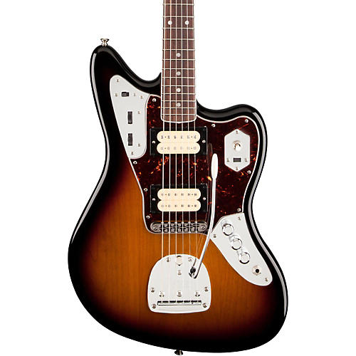 fender kurt cobain jaguar nos electric guitar 3 color sunburst hidden seo image