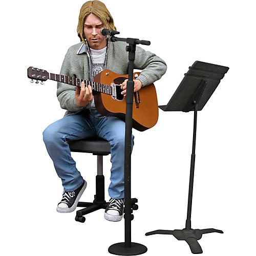 gear one kurt cobain unplugged 7 action figure musician 39 s friend. Black Bedroom Furniture Sets. Home Design Ideas
