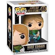 Funko Kurt Cobain in Striped Shirt Pop! Vinyl Figure