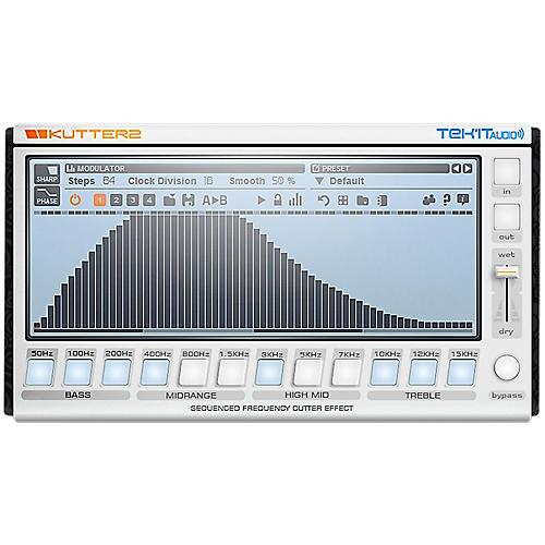 Tek'it Audio Kutter 2 Gate FX Plug-in Software Download