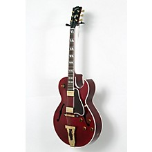 Gibson L-4 CES Mahogany Hollowbody Electric Guitar Level 2 Wine Red 190839029690