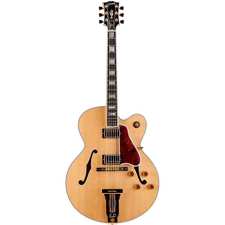Gibson CustomL-5 CES Electric GuitarNatural