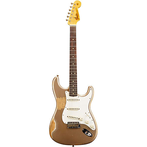 Fender Custom Shop L-Series 1964 Stratocaster Heavy Relic Electric Guitar-thumbnail