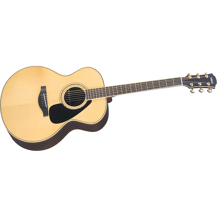 Yamaha L Series LJ16 Jumbo Acoustic Guitar with Case