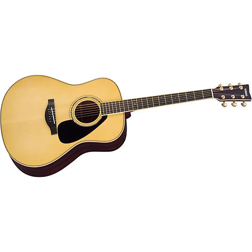 Yamaha L Series Ll Dreadnought Acoustic Guitar Reviews