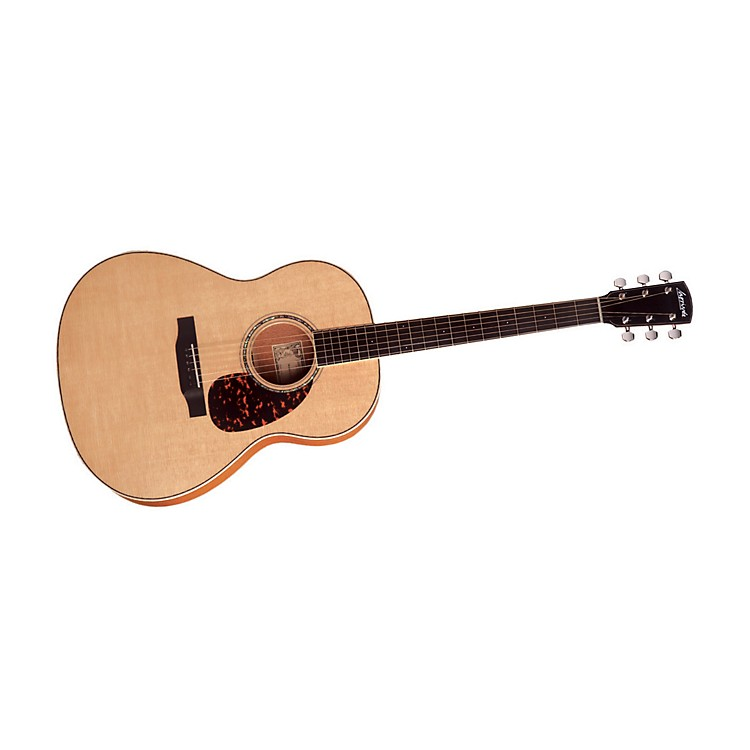 Larrivee L05MHE All Solid Wood Round Body Acoustic Guitar