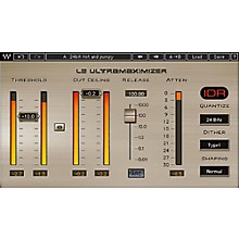 Waves L2 Ultramaximizer Native/TDM/SG Software Download
