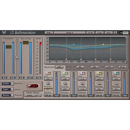 Waves L3 Multimaximizer TDM/SOUNDGRID License