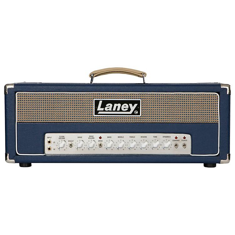 LaneyL50H 50W Tube Guitar Amp HeadBlack