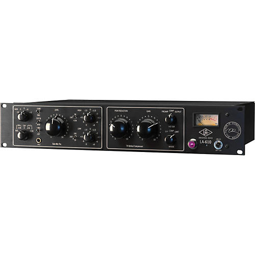 Universal Audio LA-610 Tube Recording Channel Signature Edition-thumbnail