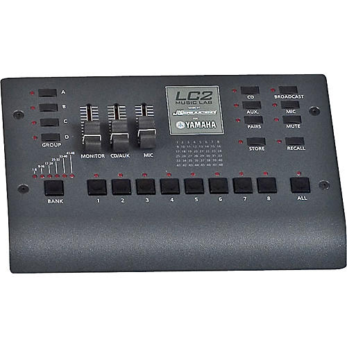 Yamaha LC2 Plus Music Lab System 8-Channel Controller