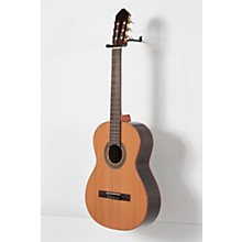 Lucero LC200S Solid-Top Classical Acoustic Guitar Level 3 Natural 190839159557