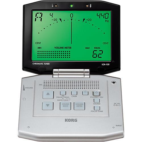 Korg LCA-120 Chromatic Flip-Up Digital Tuner