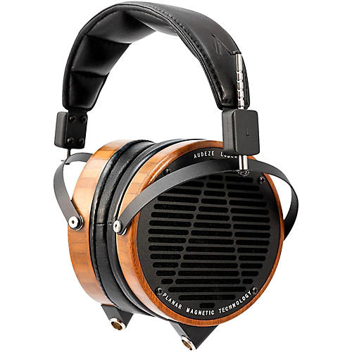 Audeze LCD-2 Headphone with Bamboo Rings