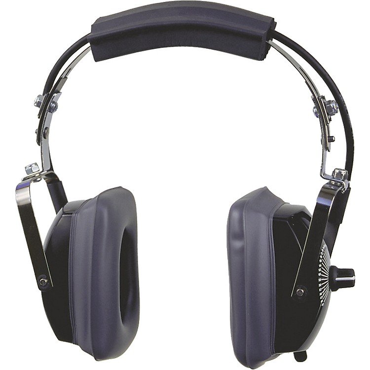 Metrophones LCD Headphones with Digital Metronome