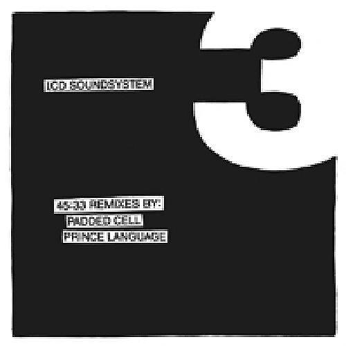 Alliance LCD Soundsystem - 45:33 Remixes