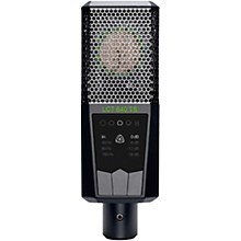 Lewitt Audio Microphones LCT 640 TS Multi-Pattern Large-Diaphragm Condenser Microphone with Shockmount Black