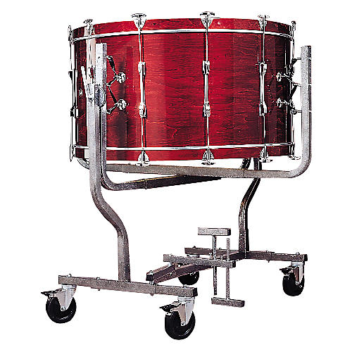 Ludwig LE-CB Bass Drum with LE-788 All-Terrain Stand