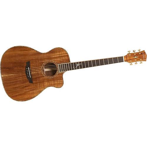 Parkwood LE081CE Grand Auditorium Acoustic-Electric Guitar-thumbnail