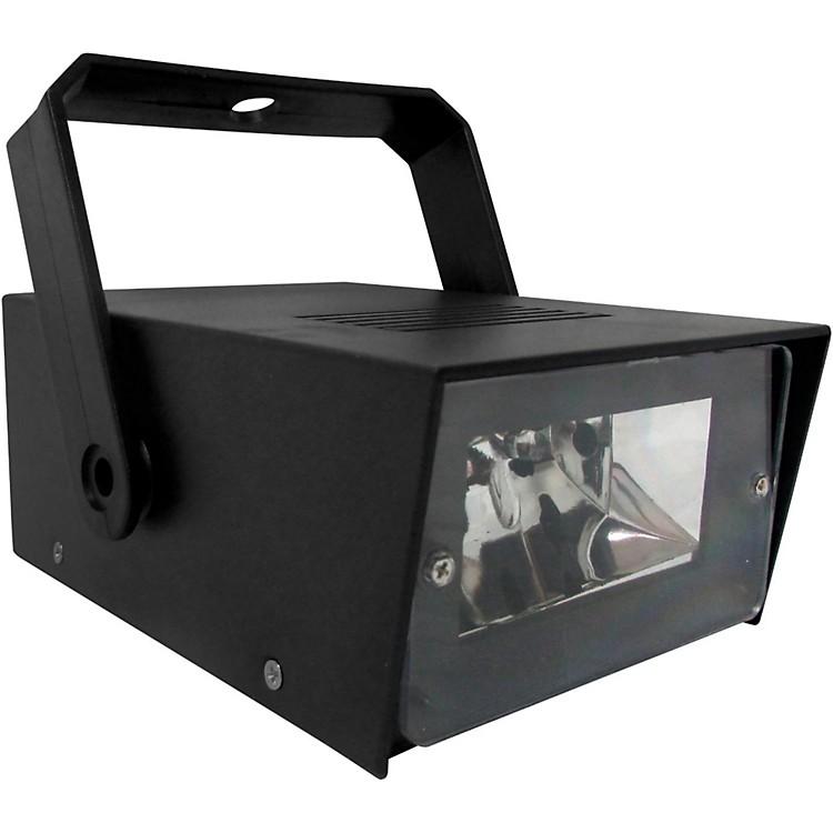 Gem SoundLED Battery OPP DJ Mini Strobe Lighting Effect