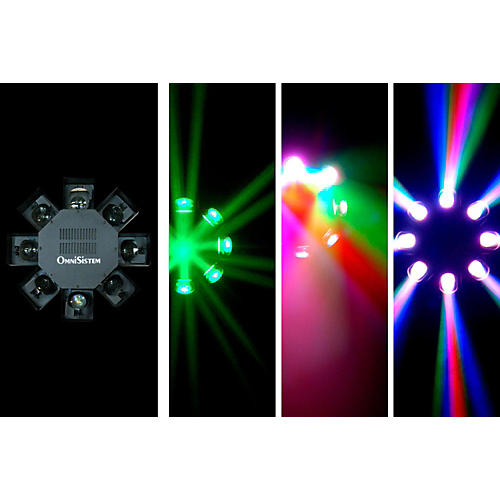 OmniSistem LED Dancer Intelligent Light Effect