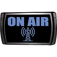 "American Recorder Technologies LED ""ON AIR"" Sign - Blue"