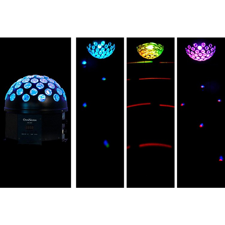 OmniSistemLED Pendant Light Effect