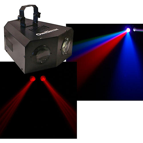 Omnisistem LED SHOT x2