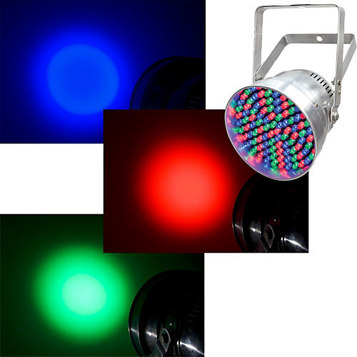 Chauvet LEDrain 56C - PAR Can in Chrome