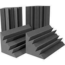 Auralex LENRD Bass Traps 4-Pack - Charcoal