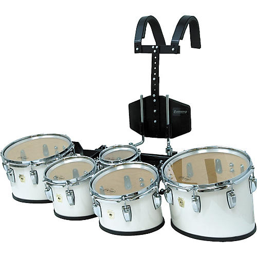 Ludwig LF-C563-XR Quint Tom with Omni-T Carrier