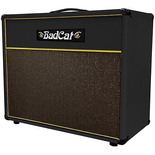 bad cat lg 1x12 speaker guitar cab gold musician 39 s friend. Black Bedroom Furniture Sets. Home Design Ideas